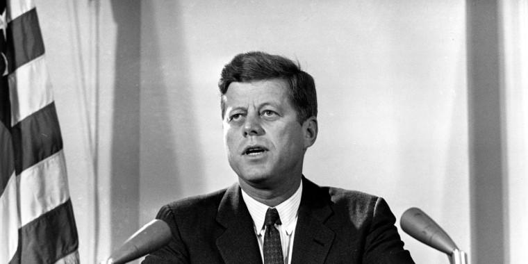 Image: President John F. Kennedy