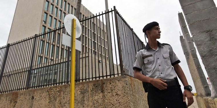 Image: US Embassy in Cuba