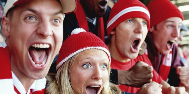 Image: Football Fans