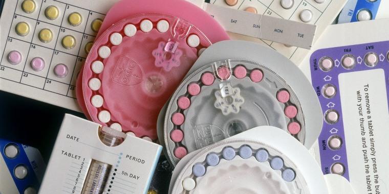 Image: Oral contraceptive pills