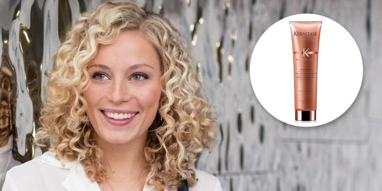 Curly hair product Kerastase