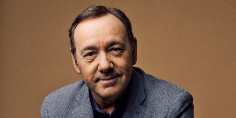 Image: Kevin Spacey at the Juilliard School in New York.