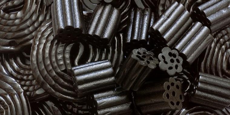 Image: Black Licorice