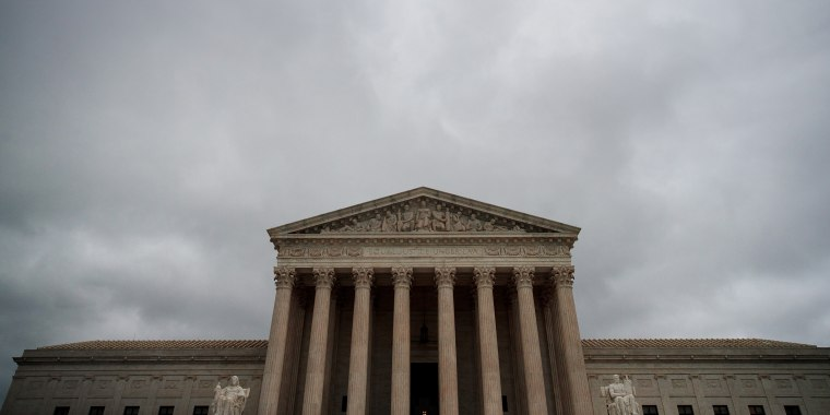Image: The Supreme Court building in Washington