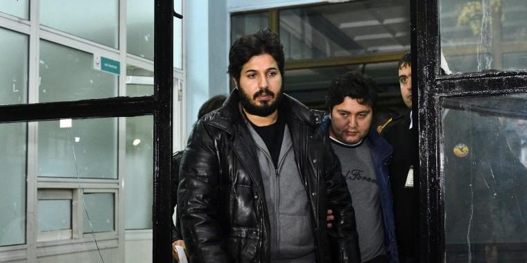 Turkish anti-corruption investigation