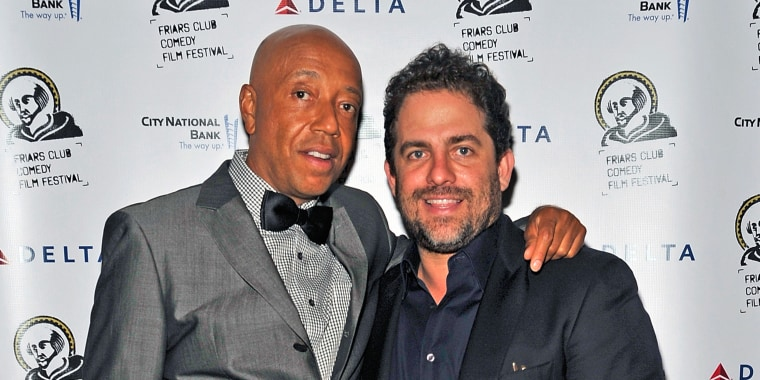Image: Russell Simmons and Brett Ratner attend Outstanding Achievement in Comedy Award presentation during the 2011 Friars Club Comedy Film Festival