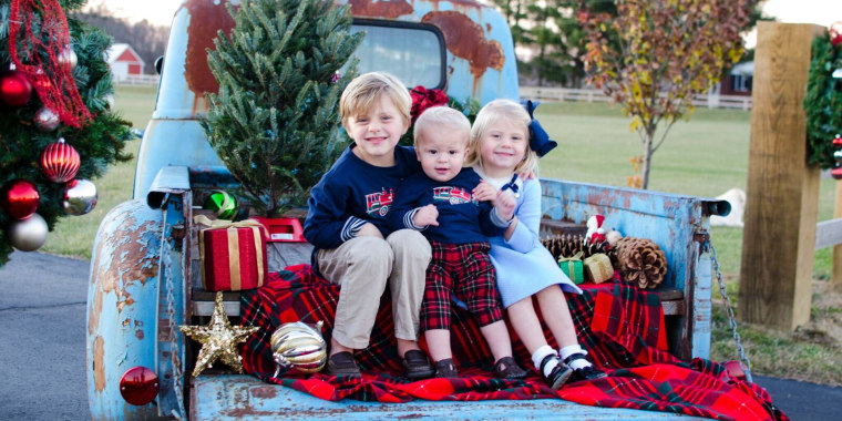 A year after being hospitalized for RSV Adam has no lingering effects. But mom Shanisty Ireland is cautious about who she let's her kids be around during cold and flu season.