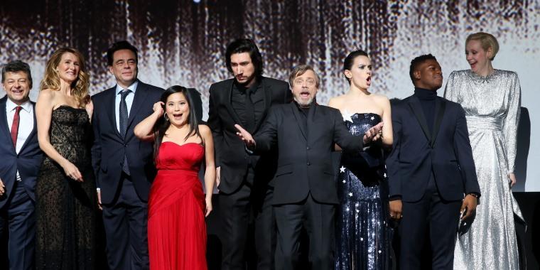Image: Star Wars: The Last Jedi Premiere