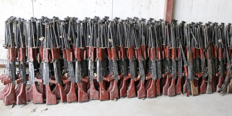 Image: Isis Weapons