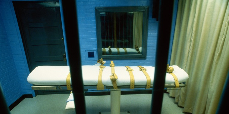 Image: Lethal Injection Death Chamber