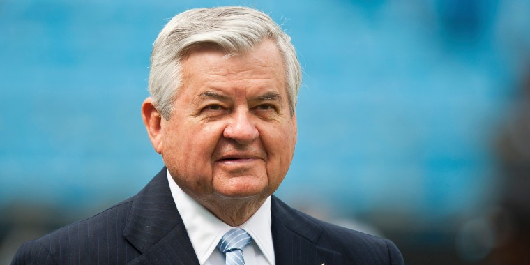 Image: Carolina Panthers team owner Jerry Richardson