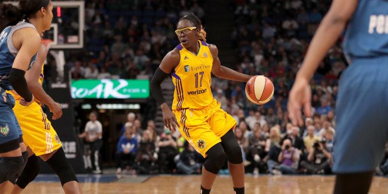 Los Angeles Sparks v Minnesota Lynx- 2016 WNBA Finals - Game Two