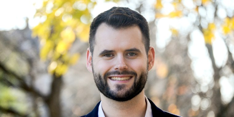 Image: Zach Wahls is a Democratic candidate for Iowa Senate District 37.