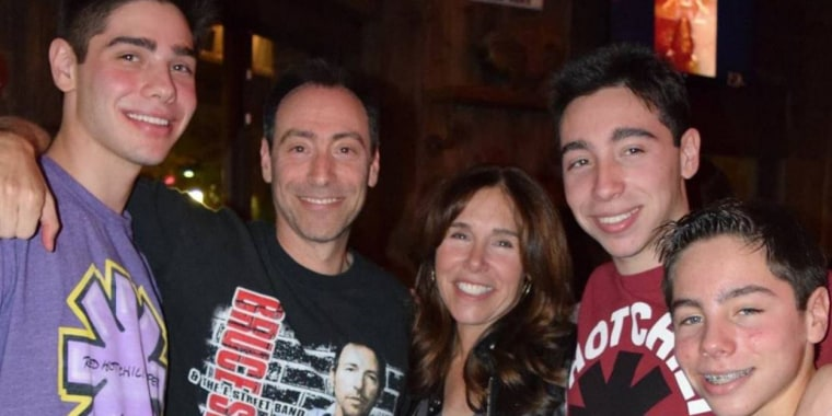 Irene and Bruce Steinberg, and their sons, Matthew, William and Zachary, were killed in a plane crash in Costa Rica on Sunday.