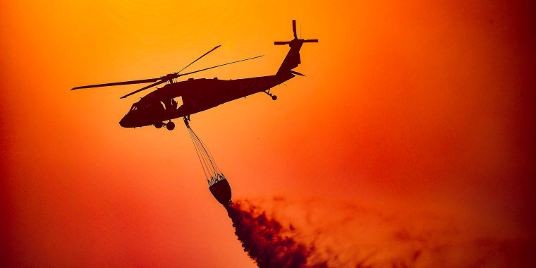 Image: Thomas fire becomes largest in modern California Wildfire history