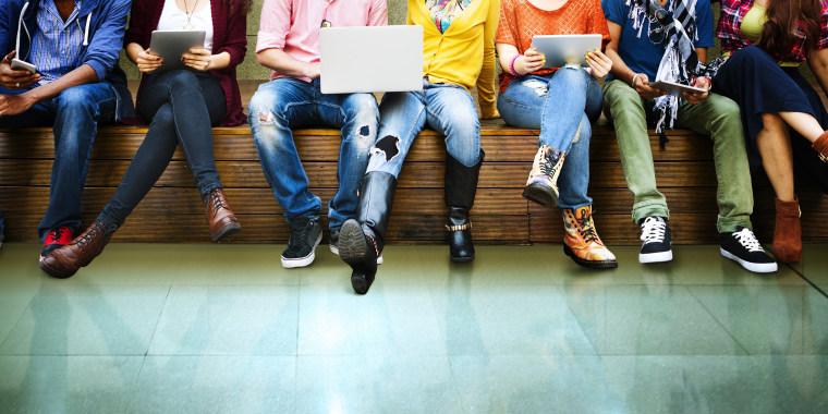 Image: Teenagers