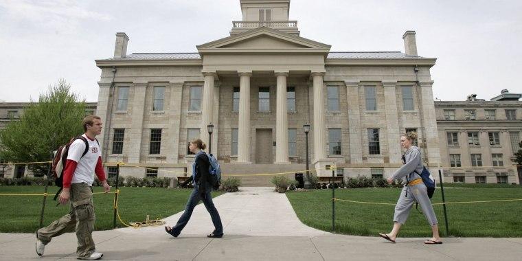 Image: University of Iowa