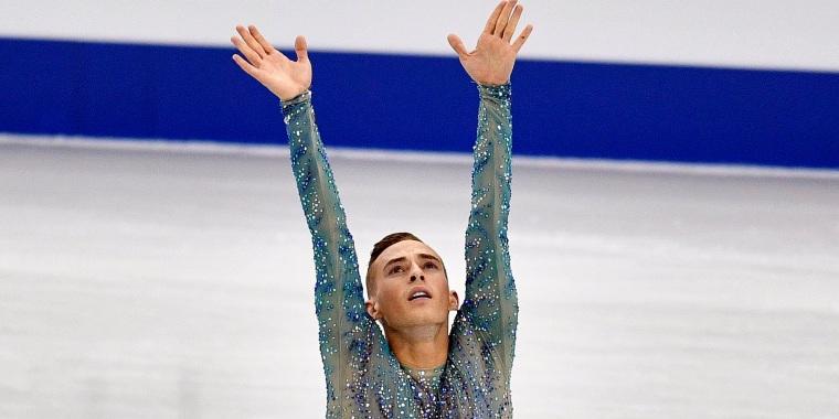 Image: Figure Skating Grand Prix final