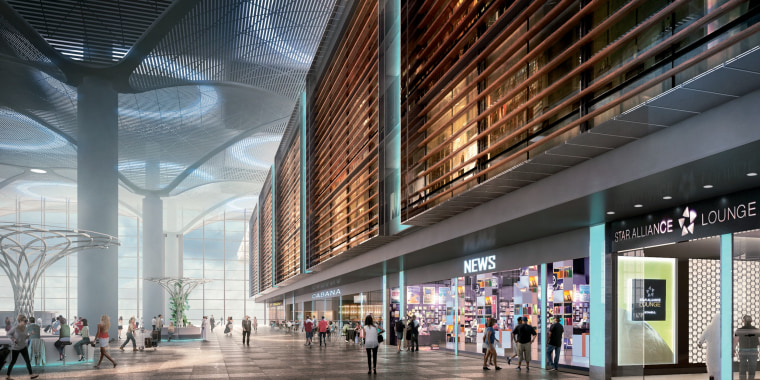 Image: New Airport in Istanbul