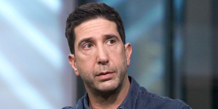 David Schwimmer: Sexual harassment needs to end, so my ...