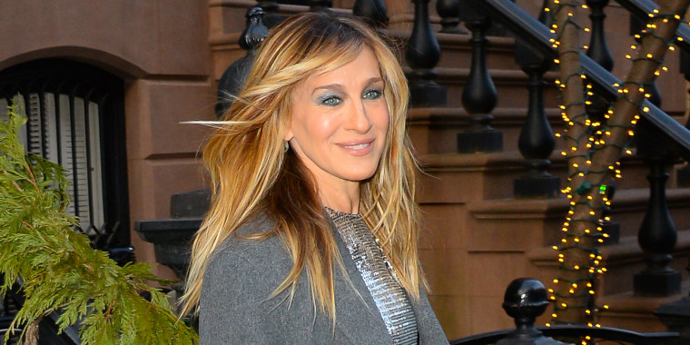 Sarah Jessica Parker just got bangs — see her new look!