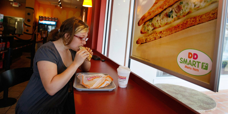 """Image: Dunkin' Donuts Adds Healthier """"DDSmart"""" Options To Menu"""