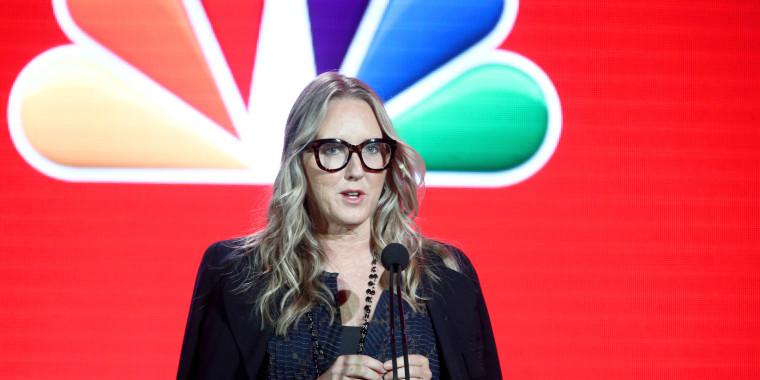 Image: President of NBC Entertainment Jennifer Salke