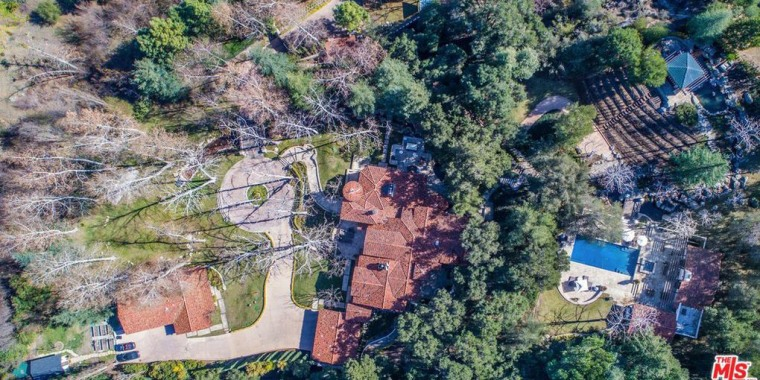 One Direction's Louis Tomlinson Lists Calabasas Compound