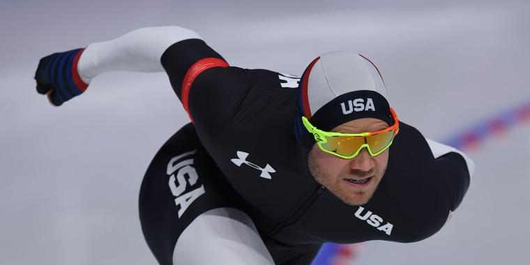 Team USA's Joey Mantia