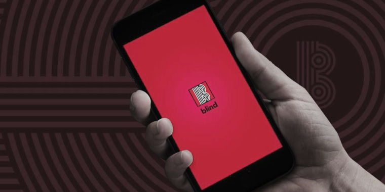Image: Blind app