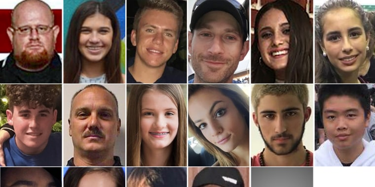 Florida school shooting: These are the 17 victims