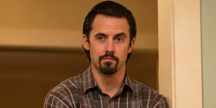 """Milo Ventimiglia as Jack Pearson on """"This Is Us."""""""