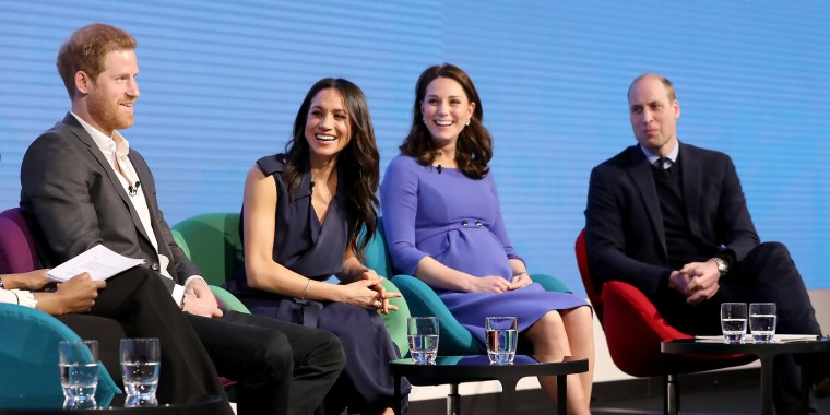 Image: First Annual Royal Foundation Forum