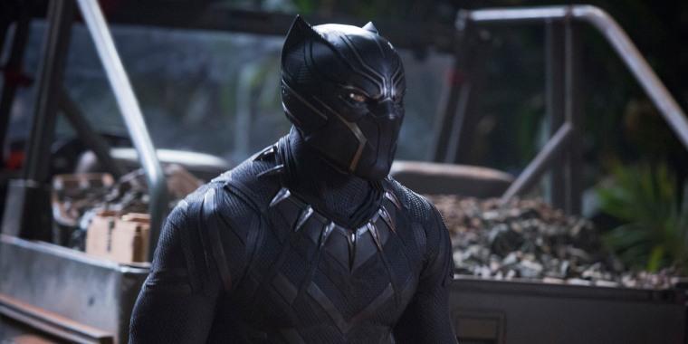 Image: Chadwick Boseman in 'Black Panther'