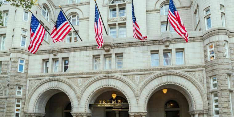 Image: Trump International Hotel Washington