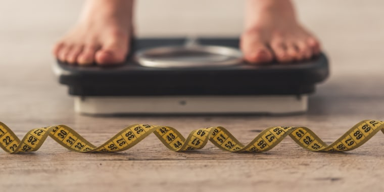 Image: Weight scale