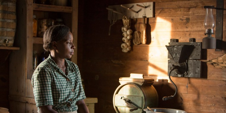 Image: Mary J. Blige in the Academy Award nominated Mudbound film by Netflix.