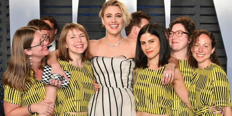 Image: 2018 Vanity Fair Oscar Party Hosted By Radhika Jones - Arrivals