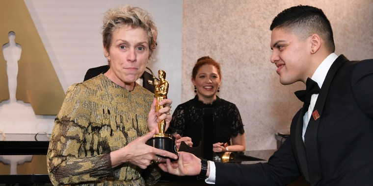 Image: US-OSCARS-AFTERPARTY