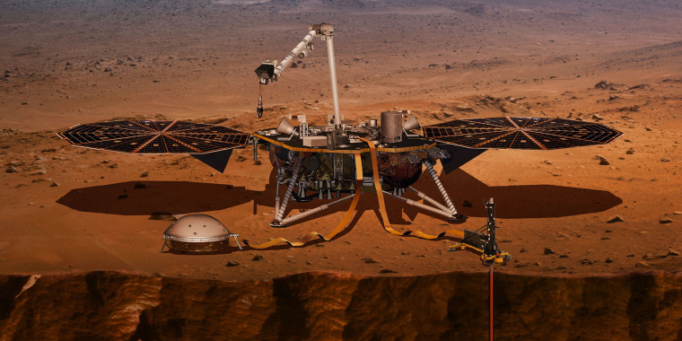 7 ways NASA's InSight mission will go where no Mars explorer has before