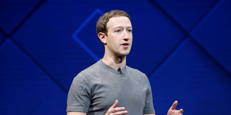 Image: Facebook holds annual F8 developers conference in San Jose, California
