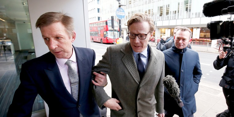 Image result for alexander nix