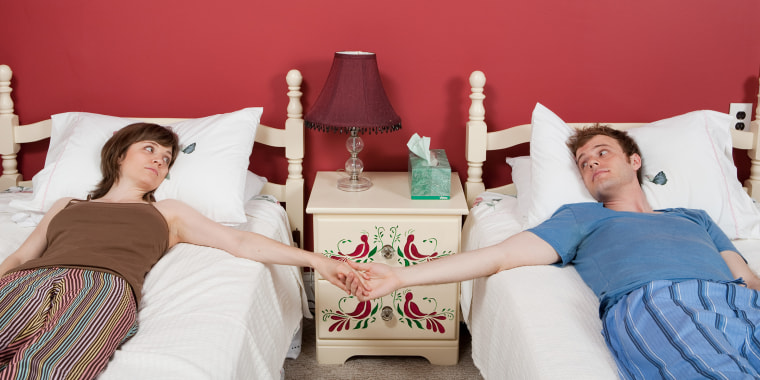 Why couples sleep in separate beds and how to ask your spouse - Bedroom furniture for married couples ...
