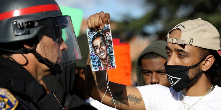 Why Did Sacramento Officers Who Shot Stephon Clark Mute Their Bodycams