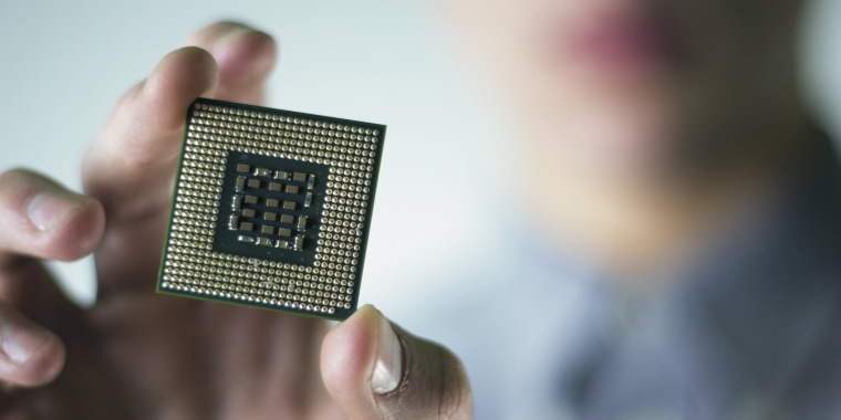 Image: Computer chip