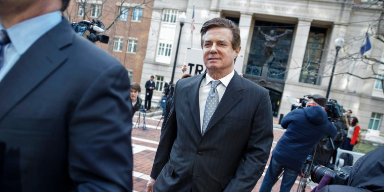 Image: Former Trump Campaign Manager Paul Manafort