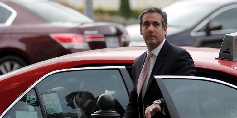 Image result for FBI raid on Michael Cohen