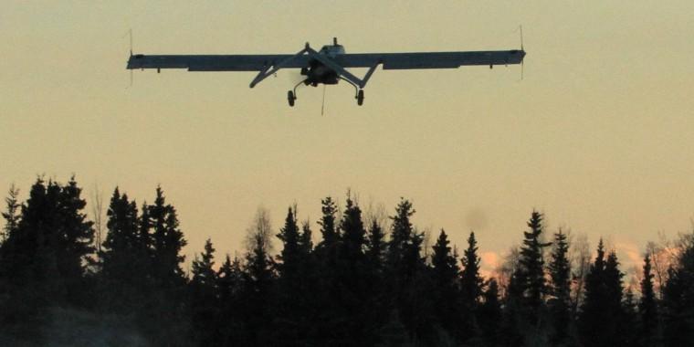 Image: RQ7 Shadow aircraft