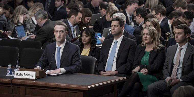 Image: Facebook founder Mark Zuckerberg