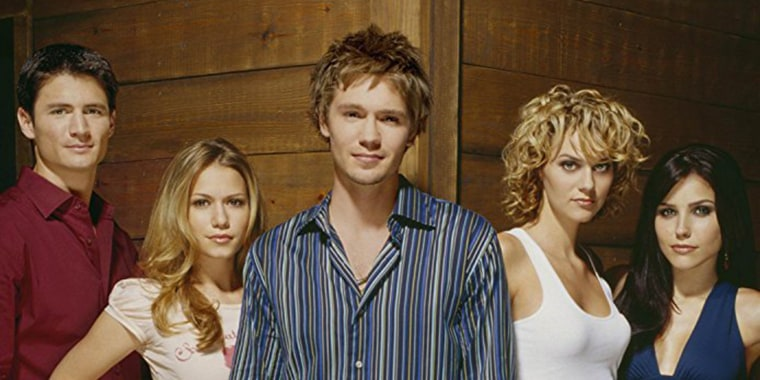 """""""One Tree Hill"""" house"""